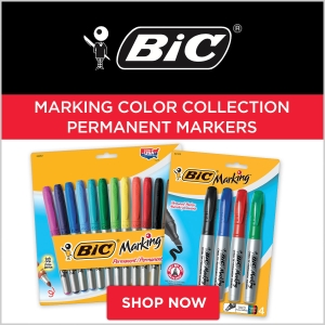 Bic Marking Color Collection Permanent Markers