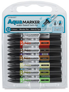 Set 1 of 12 Markers