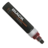 Round Nib, Montana Black Dye Ink Marker, Red