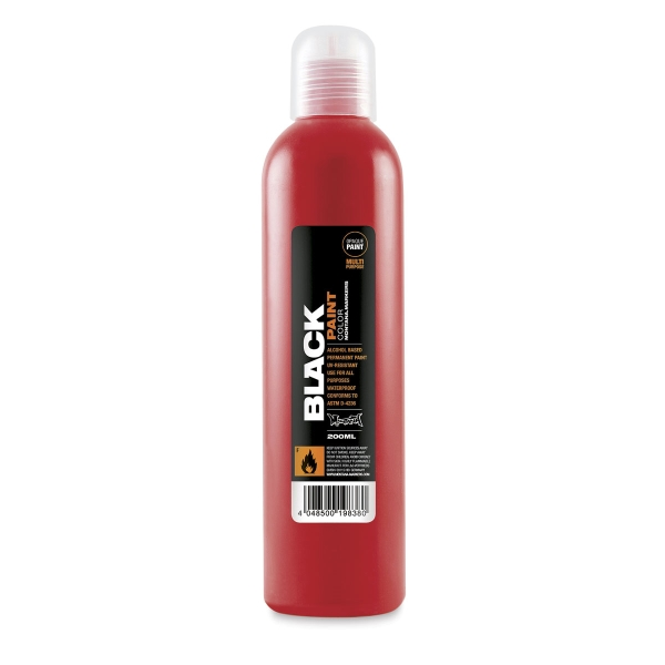 Montana Black Paint Marker Refill, Power Red, 200 ml