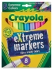 Extreme Color Markers, Set of 8