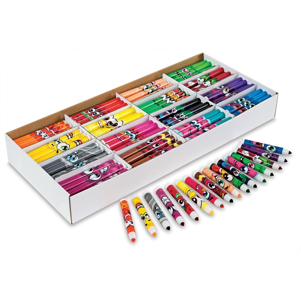 Scented Markers, Class Pack of 256