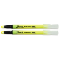 Clear View Highlighters, Set of 2
