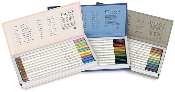 Colorpencil Set of 30, Woodlands