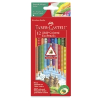 GRIP Colored EcoPencils, Set of 12