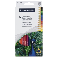 Staedtler Triangular Colored Pencils