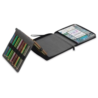 Canvas Coloring Case, Medium (materials not included)