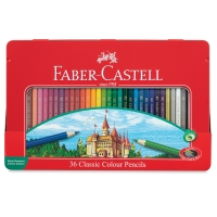 Faber-Castell Classic Color Pencil Sets
