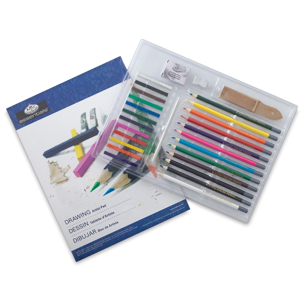 Essentials Drawing Art Set