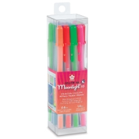 Gelly Roll Moonlight Pen Set, Pkg of 16, Bold Point
