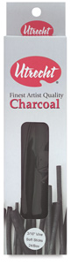 Vine Charcoal, Pack of 24 Sticks