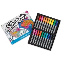 Sharpie Deep Sea Color Collection Kit