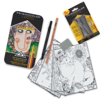 Premier Coloring Kit, Set of 29
