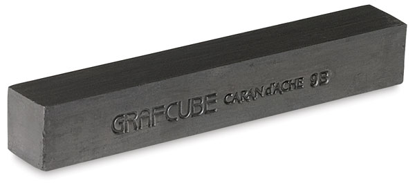 9B Graphite Stick, 15 mm