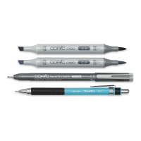 Cool Gray Collection, Set of 4