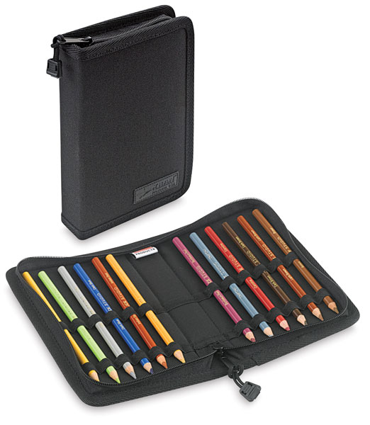 Case for 24 Pencils