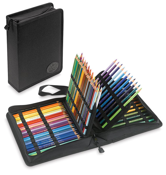 Case for 120 Pencils