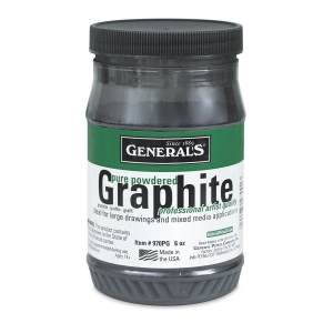 General's Powdered Graphite