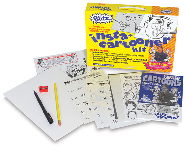 Insta-Cartooner Kit