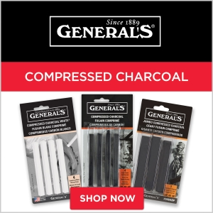 General's Compressed Charcoal