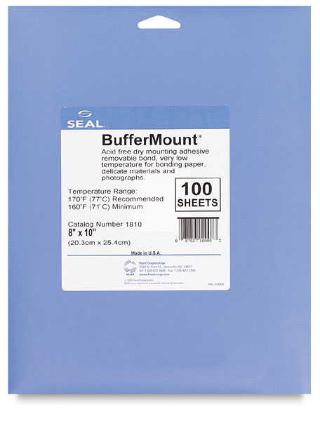 Buffermount Plus, 100 Sheets