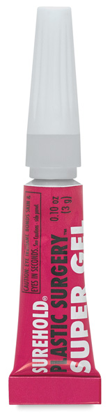 SureHold Plastic Surgery Super Glue Gel