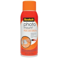 Scotch Photo Mount <nobr>Spray Adhesive</nobr>