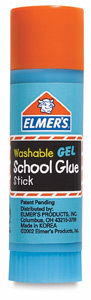 Washable Gel School Glue Stick