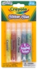 Super Sparkle Glitter Glue, Set of 5