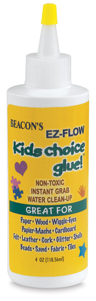 E-Z Flow Glue, 4 oz