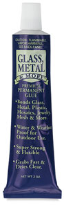 Glass, Metal & More Premium Permanent Glue