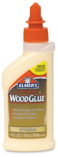 Carpenter's Wood Glue, 4 oz