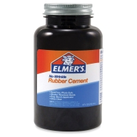 Rubber Cement, 8 oz