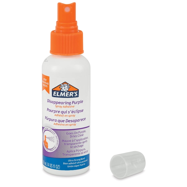 Disappearing Purple Spray Adhesive, 4 oz