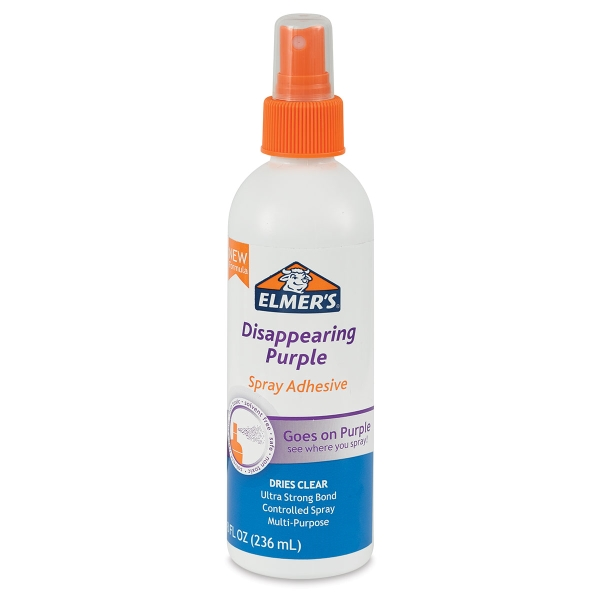Disappearing Purple Spray Adhesive, 8 oz