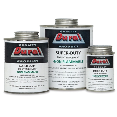Super Duty Non-Flammable Mounting Cement