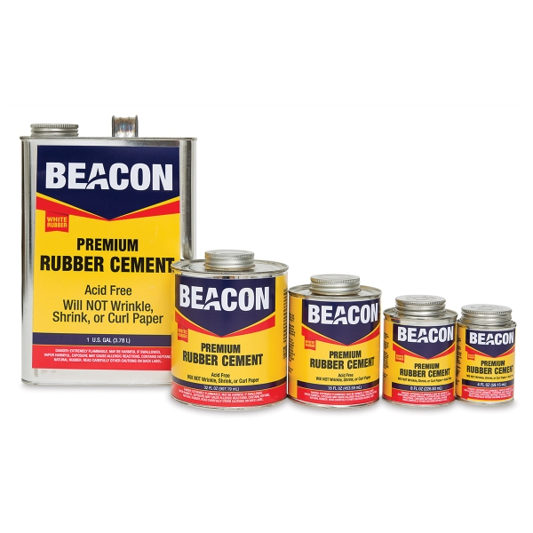 Artist Quality Rubber Cement