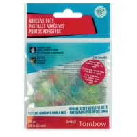 Tombow Color Adhesive Dots