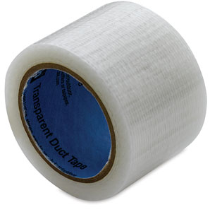 Transparent Duct Tape