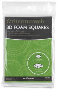 Therm-O-Web Adhesive Foam Squares