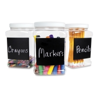 Chalkboard Tape (Jars and Supplies Not Included)