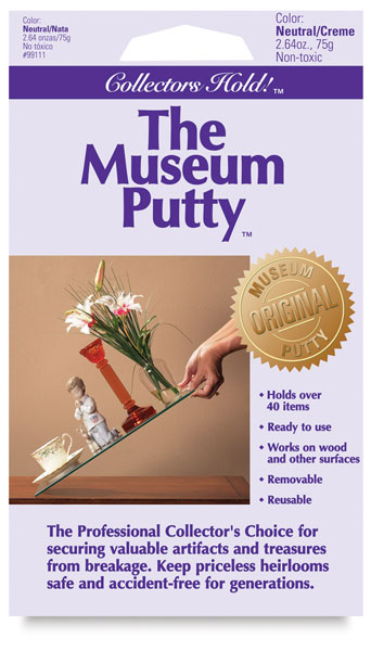 Collector's Hold! Museum Putty