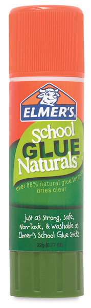 School Glue Naturals Glue Sticks, 22 g