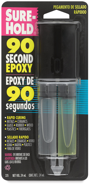 90 Second Epoxy
