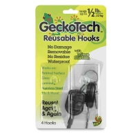 Hook for 1/2 lb, Pkg of 4