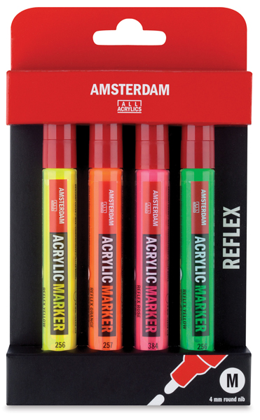 Reflex Colors, Set of 4