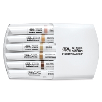 Skin Tones, Set of 6