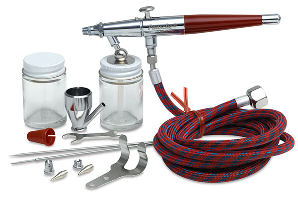 Airbrush Complete Set (VLM-1, VLM-3, and VLM-5)