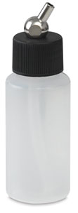 Translucent Cylinder Bottle, 1 oz