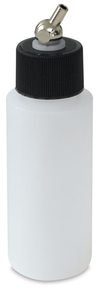 Translucent Cylinder Bottle, 2 oz